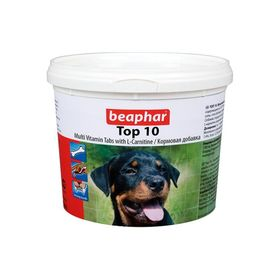 """Витамины Beaphar """"Top10"""" для собак, 750 шт"""