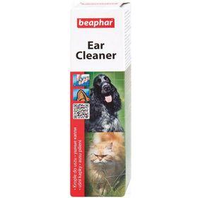 Лосьон Beaphar Ear-Cleaner для ухода за ушами, 50 мл