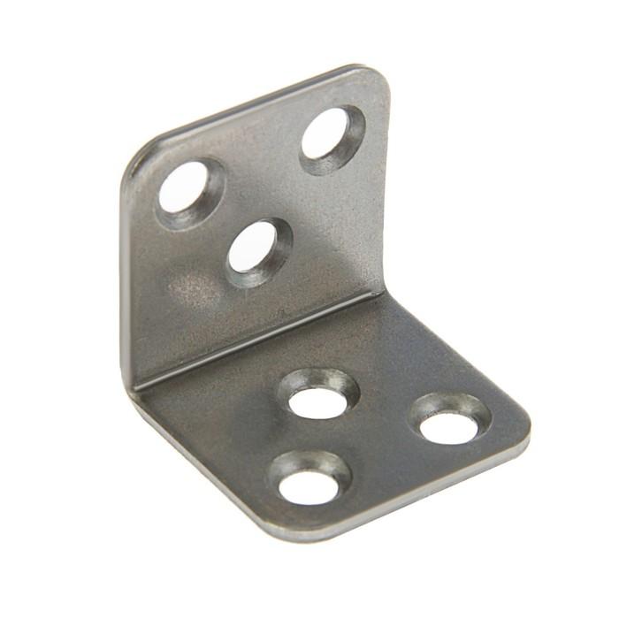 Уголок мебельный 30 х 30 х 1.8 мм, без покрытия