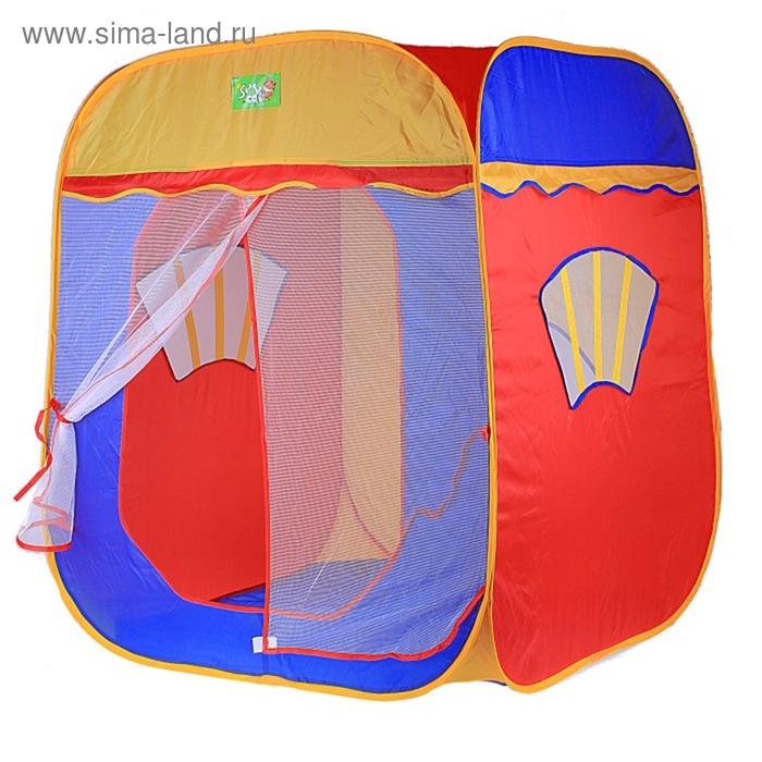 """Игровая палатка """"Пчела"""", разноцветная"""