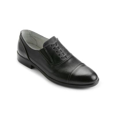 Туфли демисезонные «Офицер 54» с кожаным подкладом, р-р 39