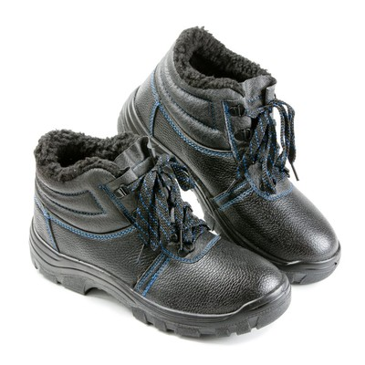 Ботинки рабочие зимние «Стандарт 14» с искусственным мехом, р-р 36