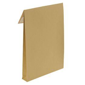 Пакет почтовый крафт С4 229х324х40 мм, силиконовая лента, 130 г/м²