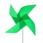 """Ветерок """"Завиток"""", цвет зеленый"""