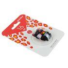 Подарочная USB-флешка Smartbuy 16GB Wild series Котенок черный