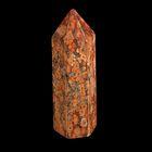 Призма из камня. Звёздный камень от 20х65мм/75г:коробка