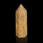 Призма из камня. Окаменелый коралл от 20х65мм/75г:коробка