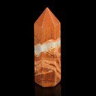 Призма из камня. Яшма Зебра от 20х65мм/75г:коробка