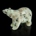 Фигурка медведя от 48х32мм/38г, циозит