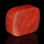Камень Россия 43х35мм/55г, оранжевый кварц