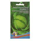 """Семена Капуста """"Лоцман F1"""" среднеспелый гибрид, 2-2.5 кг, округло-плоские, плотные  0,1 г"""
