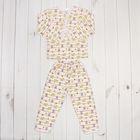 Пижама для мальчика, рост 104 см, цвет МИКС ПЖ-522-01