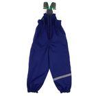 """Полукомбинезон для мальчика """"JUMP"""", рост 98 см, цвет синий CS17-08"""