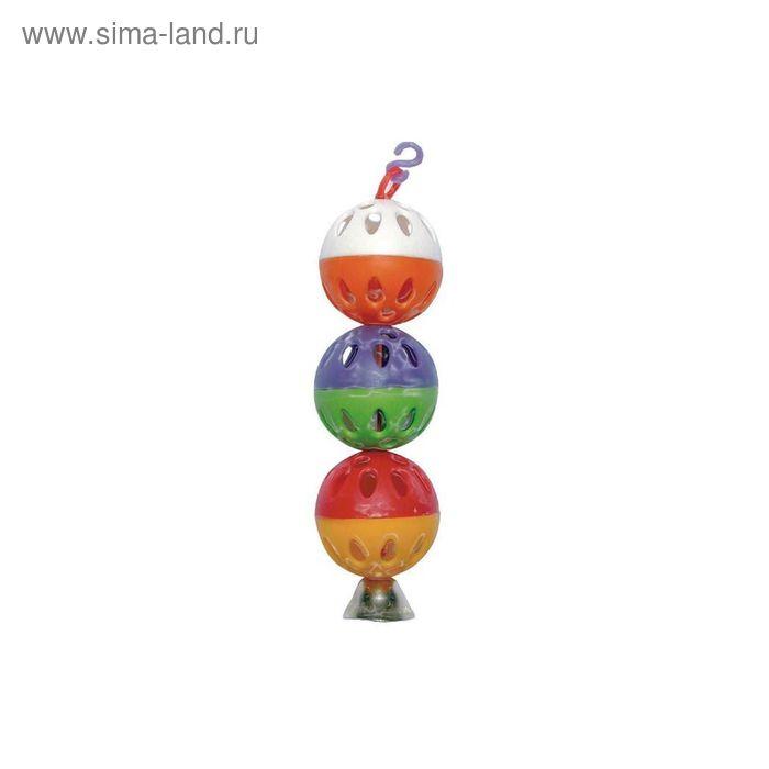 Шарики + колокольчик RP5033, для птиц