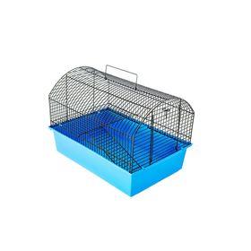 """Клетка Дарэлл """"Лариса-1"""" с этажом, для грызунов, 37*26*27 см, микс"""
