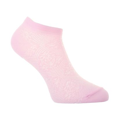 Носки женские, светлая роза, размер 23