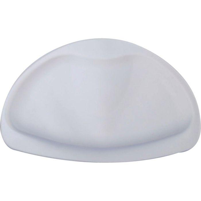 Подголовник для ванны, цвет белый
