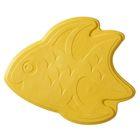 Мини-коврики для ванны Slip-Not XXS 6 шт, цвет жёлтый