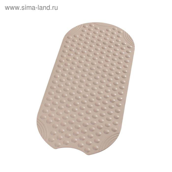 SPA-коврик противоскользящий Tecno, цвет бежевый