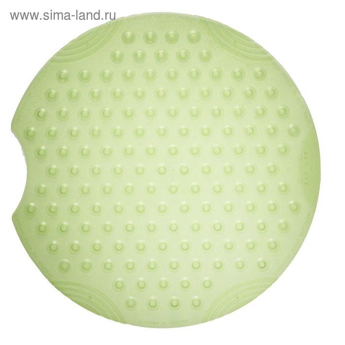 SPA-коврик противоскользящий Tecno Ice, цвет зеленый