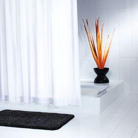 Штора для ванных комнат Madison, цвет белый