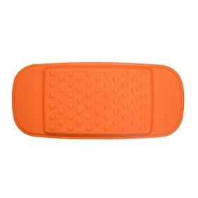 Подголовники для ванны, цвет оранжевый, Aqm Ош