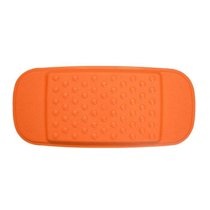 Подголовники для ванны, цвет оранжевый, Aqm
