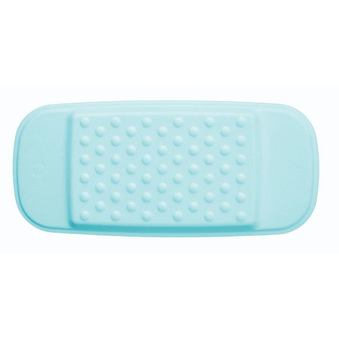Подголовники для ванны, цвет голубой