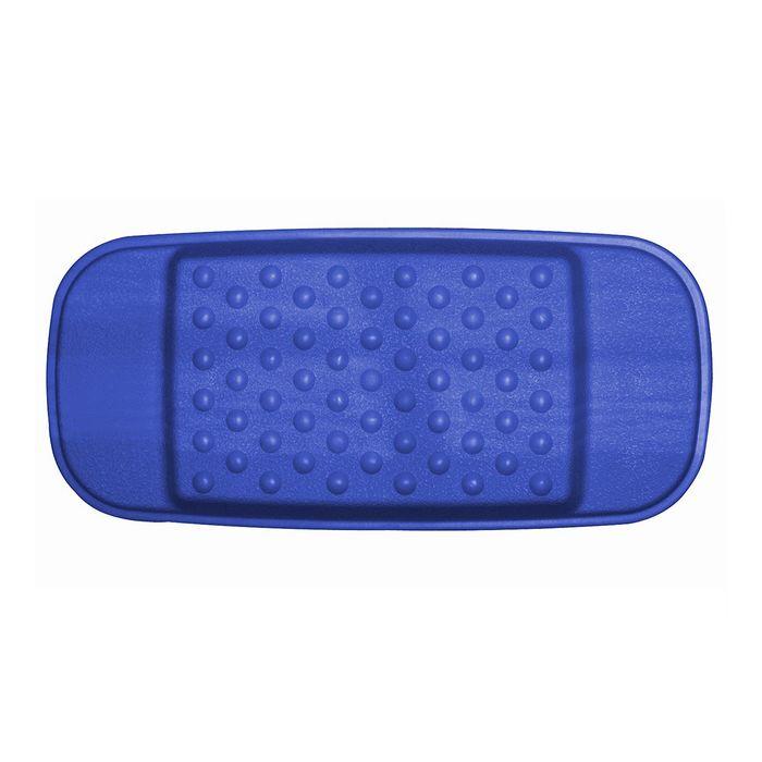 Подголовники для ванны, цвет синий, Aqm