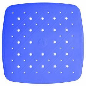 SPA-коврик противоскользящий Promo, цвет синий