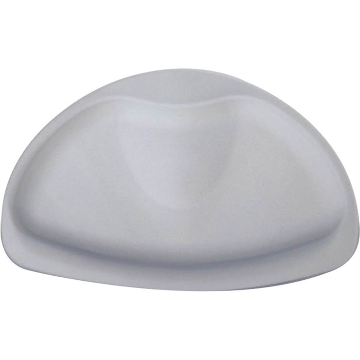 Подголовник для ванны Tecno+, цвет серый