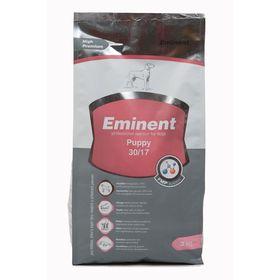 Сухой корм Eminent Puppy 30/17 для щенков мелких и средних пород, 3 кг.