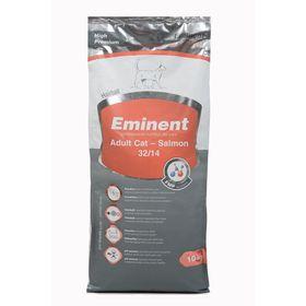 Сухой корм Eminent Adult Cat 32/14 для кошек, с лососем, 10 кг.