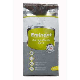 Сухой корм Eminent Light/Sterile 30/10 для кошек с лишним весом и стерилизованных, 2 кг