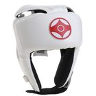 Шлем для каратэ  открытый - размер L
