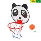 """Баскетбольный набор """"Забавные животные"""", с мячом"""
