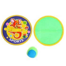 Игра «Липкий мяч», цвета МИКС