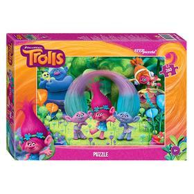 Пазлы Trolls, 260 элементов