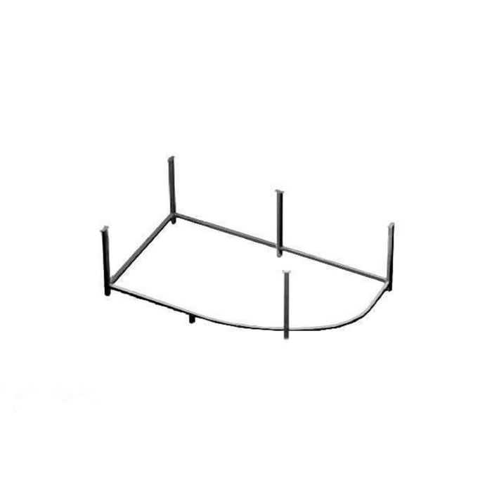 Рама для ванны акриловой 1MarKa ASSOL, 160х100 см, разборная