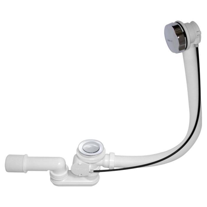 Сифон для ванны 1MarKa GC-4, автоматический, 600 мм
