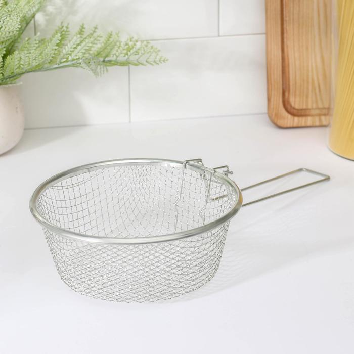 Fryer 18 cm, with removable handle
