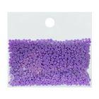 Стразы для алмазной вышивки, 10 гр, не клеевые, круглые d=2,5мм 554 Violet LT