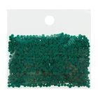 Стразы для алмазной вышивки, 10 гр, не клеевые, круглые d=2,5мм 3850 Bright Green DK