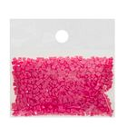 Стразы для алмазной вышивки, 10 гр, не клеевые, квадратные 2,5*2,5мм 956 Rose DK