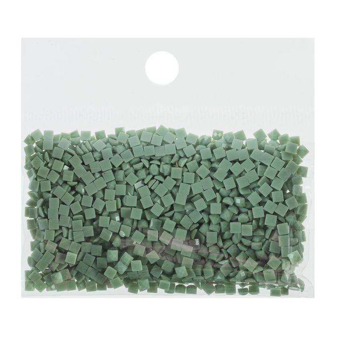 Стразы для алмазной вышивки, 10 гр, не клеевые, квадратные 2,5*2,5мм 647 Beaver Grey Med