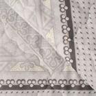 Одеяло 1,5сп облег 145х205 овечья шерсть 200г/м, бязь МИКС 120г/м хл100% - фото 105554919
