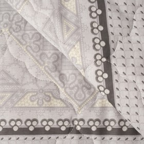 Одеяло Евро облег 200х220 овечья шерсть 200г/м, бязь МИКС 120г/м хл100% - фото 62624