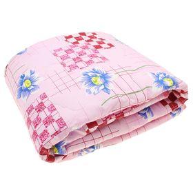 Одеяло 1,5сп облег 145х205 микрофайбер 200г/м, бязь МИКС 120г/м хл100% Ош