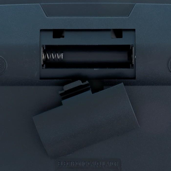 Калькулятор настольный, 12-разрядный, 6126, двойное питание - фото 450117650