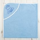 Уголок детский для мальчика, размер 90*90, цв. голубой, хл100%